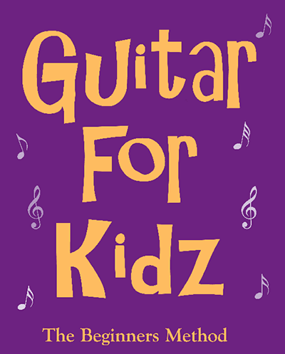 Learning: Guitar for Kidz Series