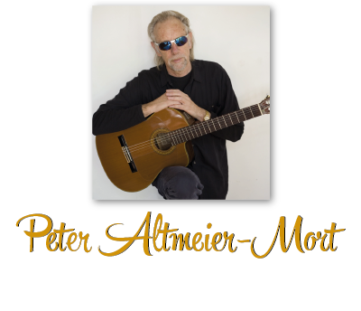 Guitar Ensemble Music - Peter Altmeier-Mort Classical Guitar