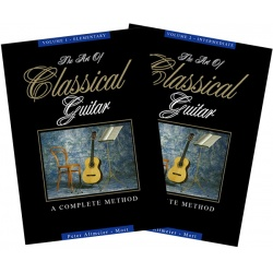The Art of Classical Guitar – Complete 2 Volume Set