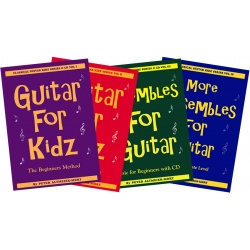 Guitar for Kidz – Complete Set!