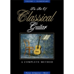 The Art of Classical Guitar – Volume 1